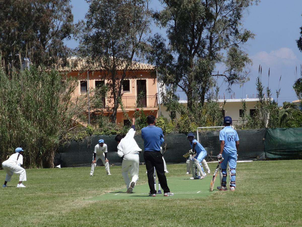 Σχολικό Τουρνουά Κρίκετ | Ελληνική Ομοσπονδία Κρίκετ