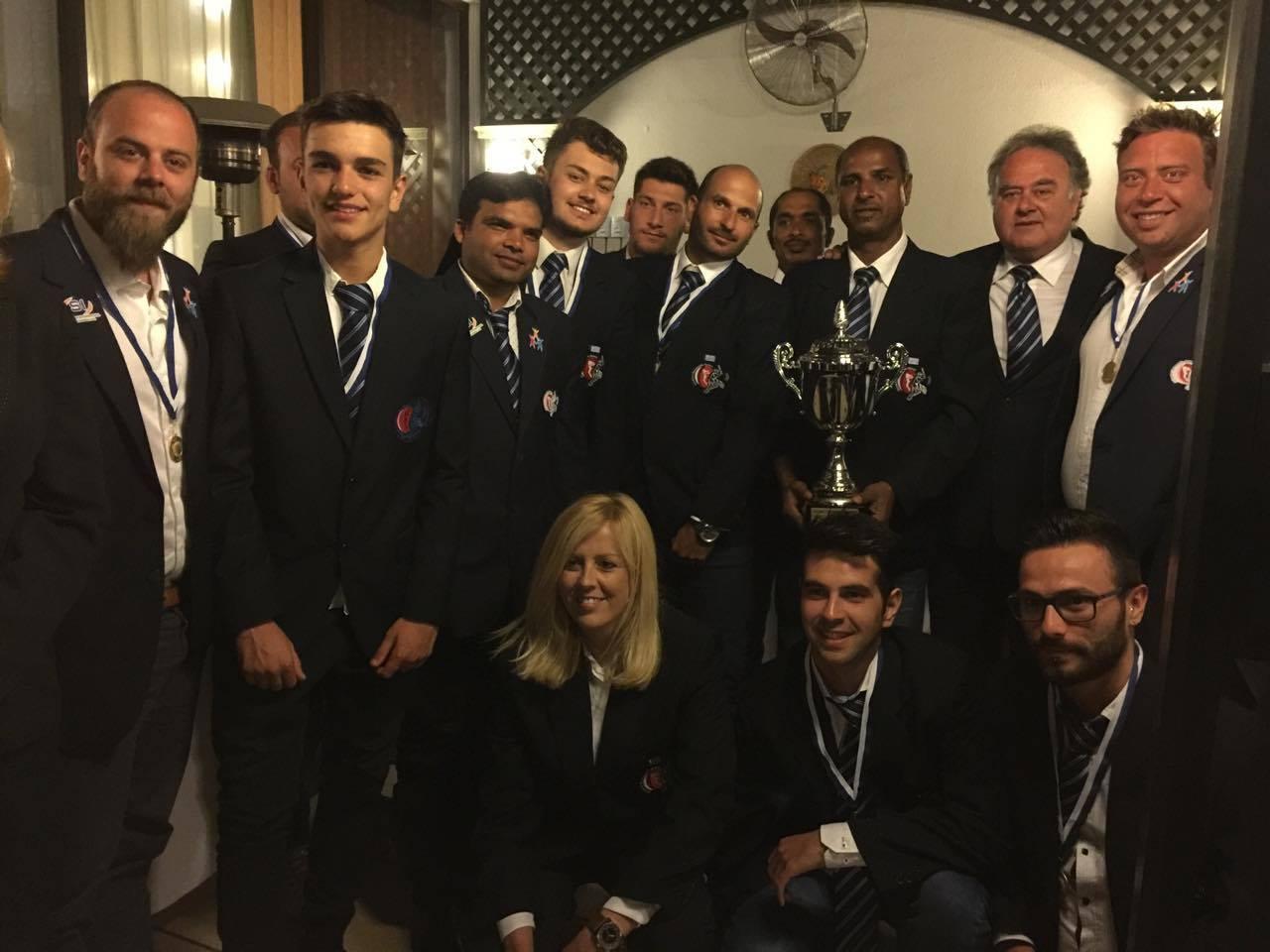 Νικήτρια η Ελληνική Ομάδα Στο