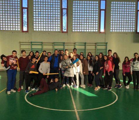 Παρουσίαση Του Κρίκετ Στο Γενικό Λύκειο Πολίχνης   Ελληνική Ομοσπονδία Κρίκετ