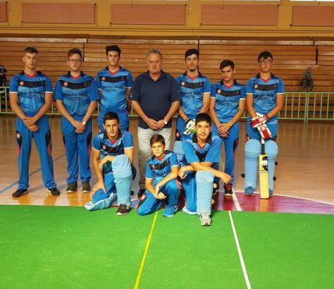 Αγώνας Κλειστού Χώρου   Ελληνική Ομοσπονδία Κρίκετ