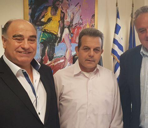 Συνάντηση Με Τον Ιούλιο Συναδινό | Ελληνική Ομοσπονδία Κρίκετ