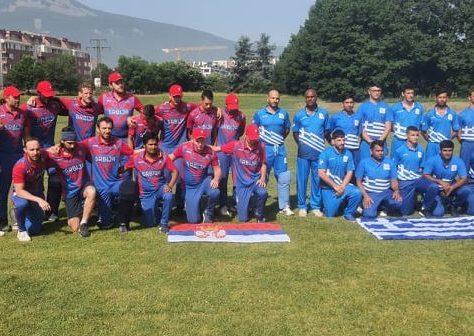 Αγώνες Εθνικής Ομάδας Ανδρών T20 International, Σόφια Βουλγαρίας | Ελληνική Ομοσπονδία Κρίκετ