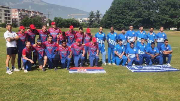 Αγώνες Εθνικής Ομάδας Ανδρών T20 International, Σόφια Βουλγαρίας