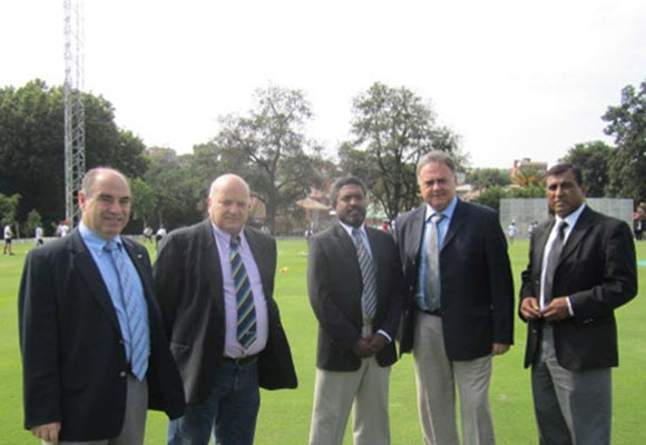 Επίσκεψη ΕΛ.Ο.Κ Στο Γιοχάνεσμπουργκ | Ελληνική Ομοσπονδία Κρίκετ