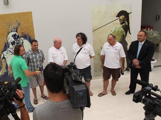 Επίσκεψη Αυστραλών Ομογενών, 2010