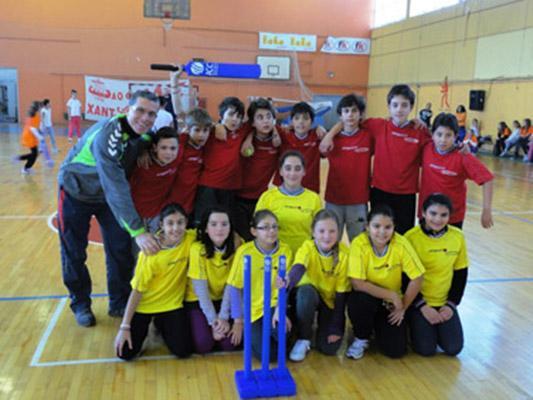 Τουρνουά Δημοτικών Σχολείων, 2012
