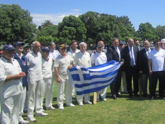 Επίσκεψη Αυστραλών Βουλευτών – Υπουργού Στην Κέρκυρα