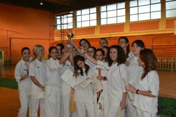 Αγώνες Γυναικείου Κρίκετ